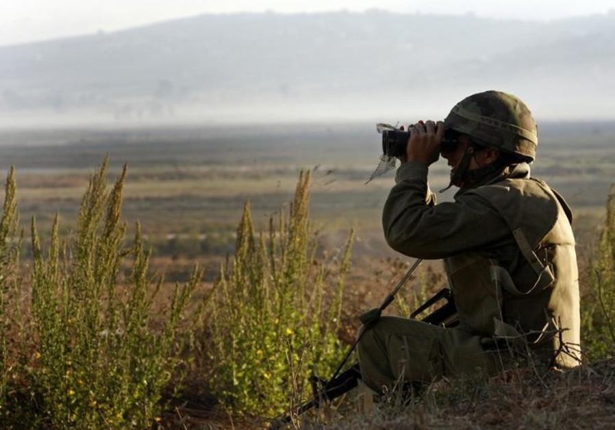 Army Border Hezbollah Posts Photos