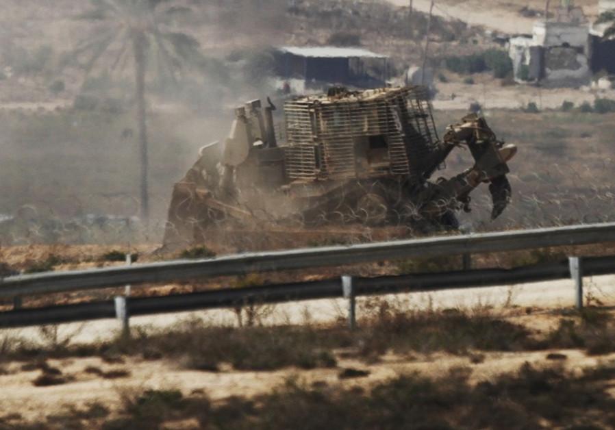 IDF bulldozer