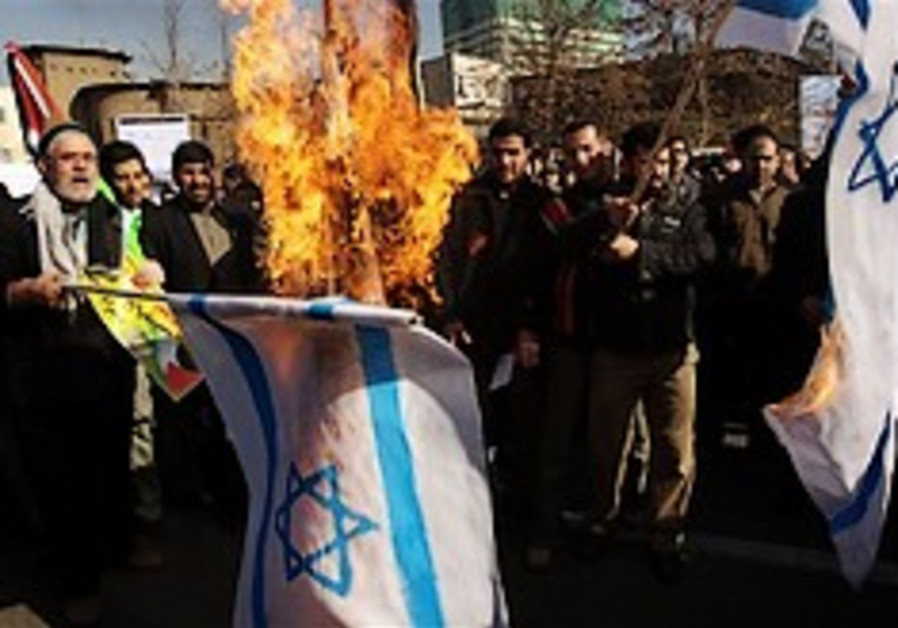 Iran is Israel's 'shaping trauma,' says ex-deputy chief of staff