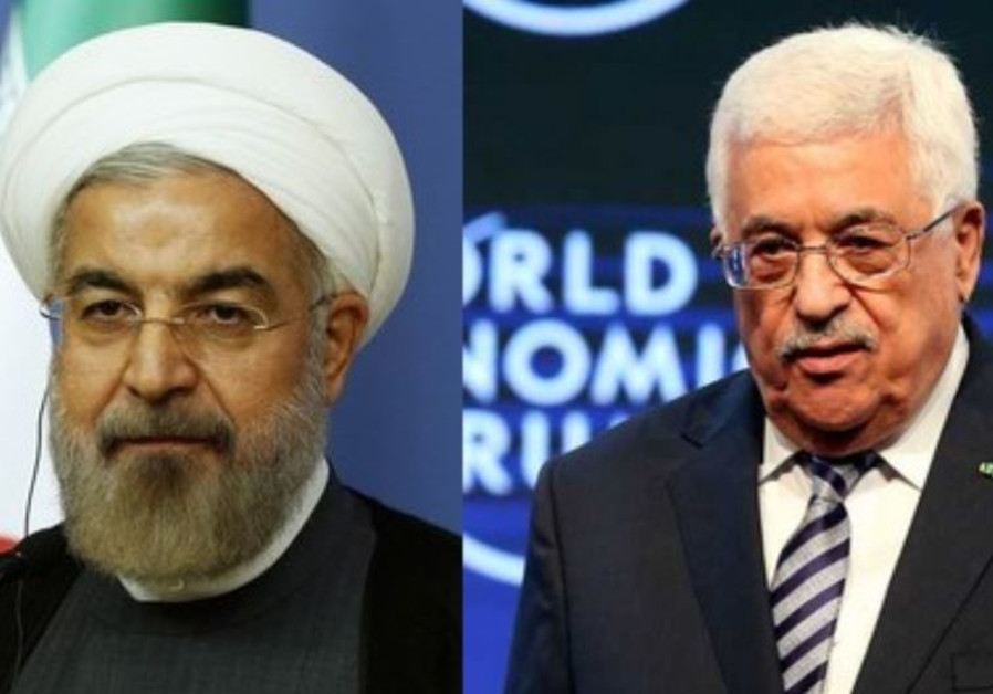 Abbas and Rouhani