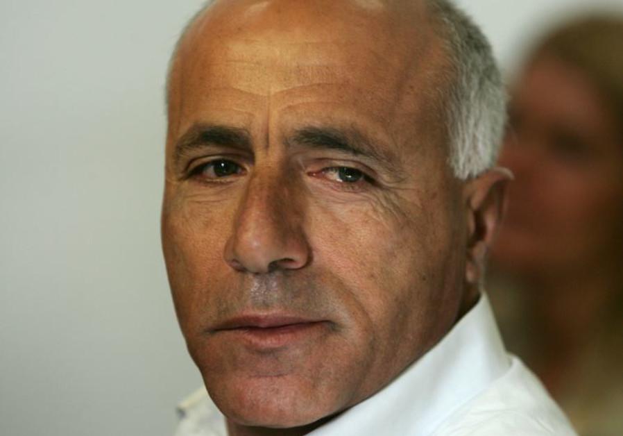 Mordechai Vanunu appears in the magistrate's court in Jerusalem