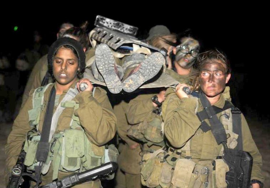IDF Female soldiers