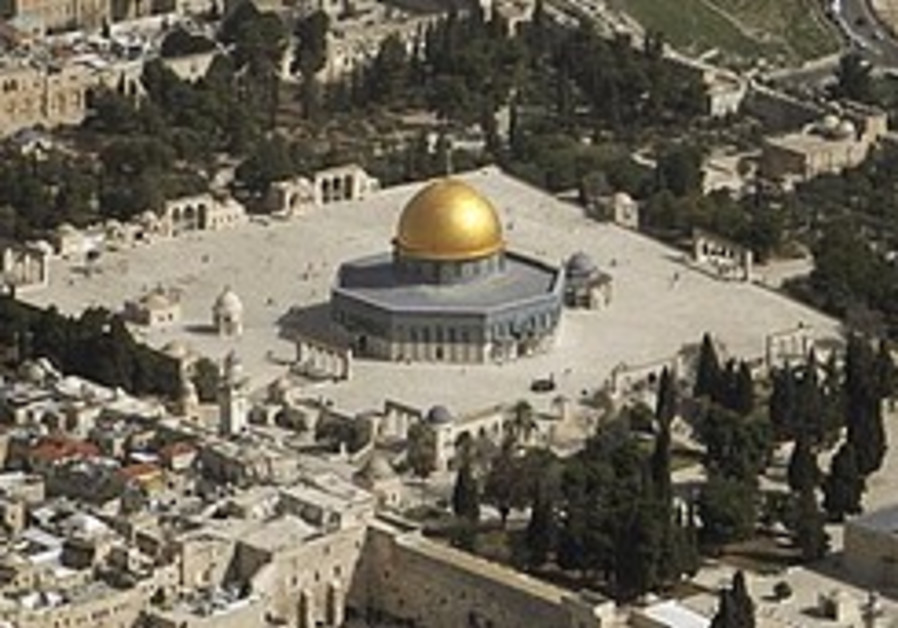 Jew Detector: Can Third Temple Be Built Without Destroying Dome Of The