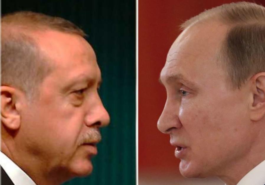 Erdogan vs. Putin