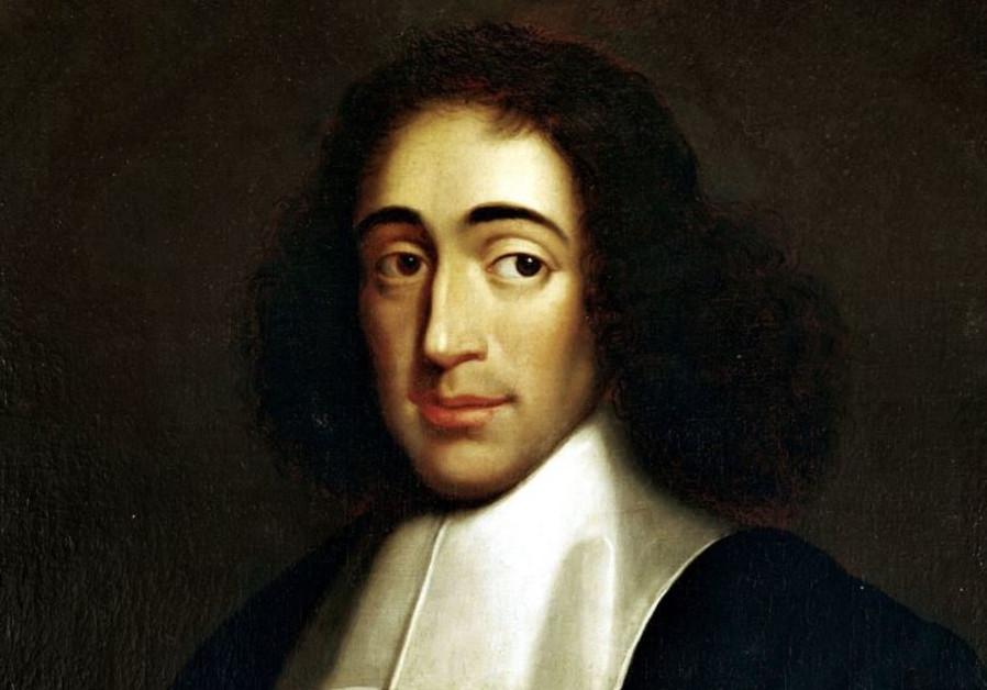 Philosopher Baruch Spinoza