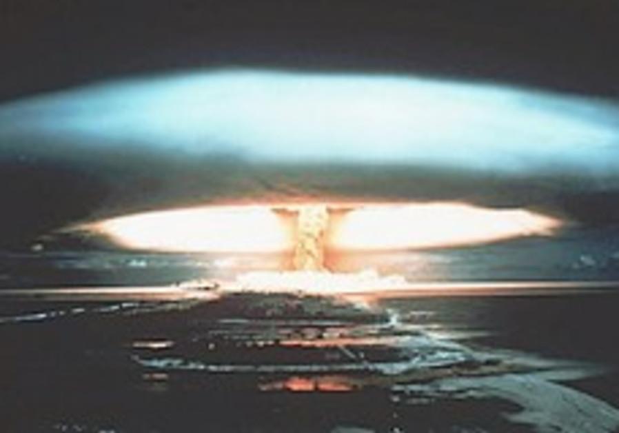 UNSC powers back nuke-free ME