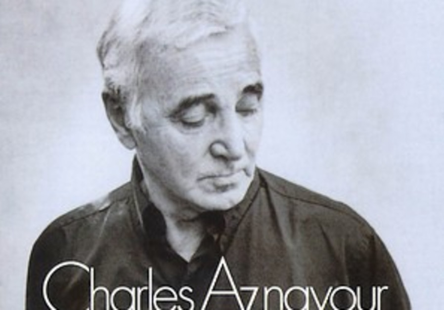 Charles Aznavour to visit Israel in November for one-off performance