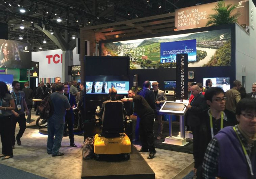 MORE THAN 200,000 visitors from around the world came to Las Vegas to see the latest innovations