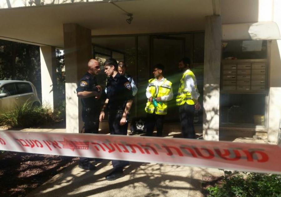 Stabbing attack in Tel Aviv
