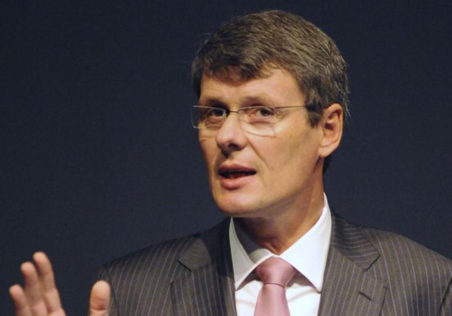 Powermat CEO Thorsten Heins