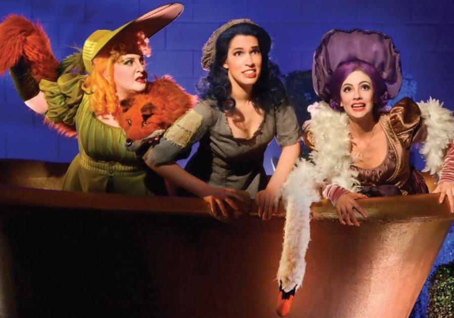 Rossini's 'La Cenerentola' (Cinderella)