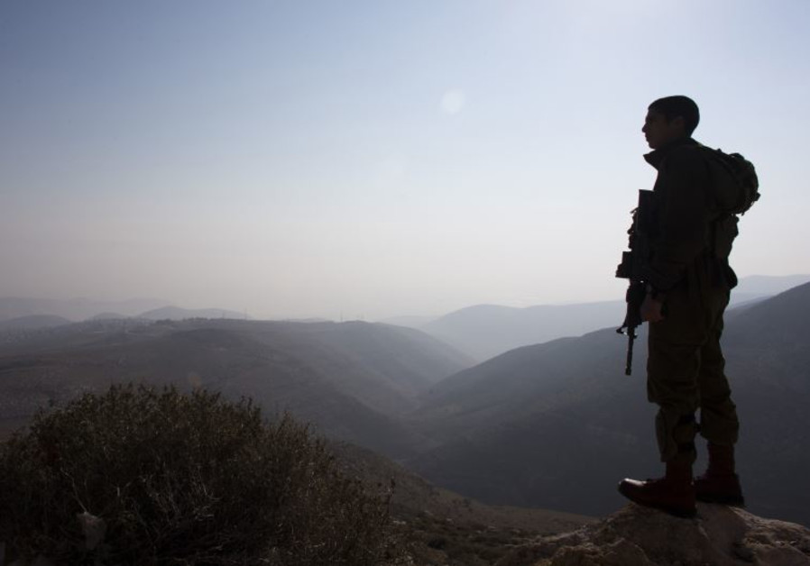 jordan valley idf