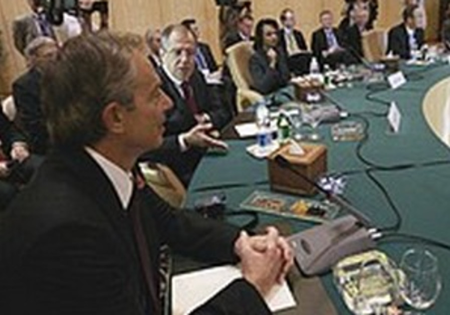 Quartet condemns Israel for R. Shlomo plans
