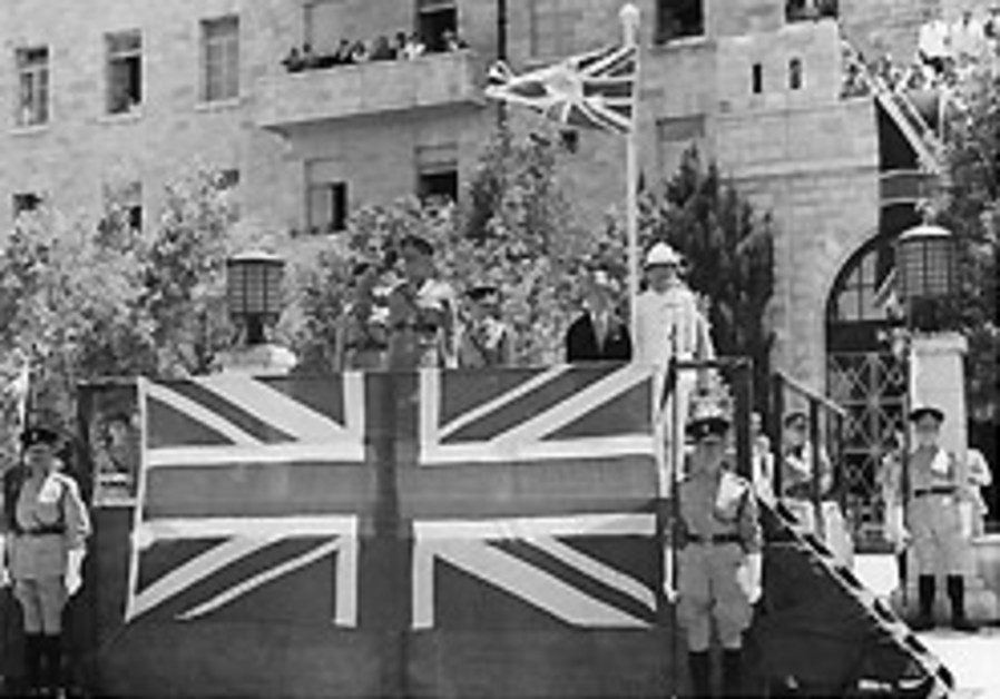 This Week in History: The British Mandate for Palestine