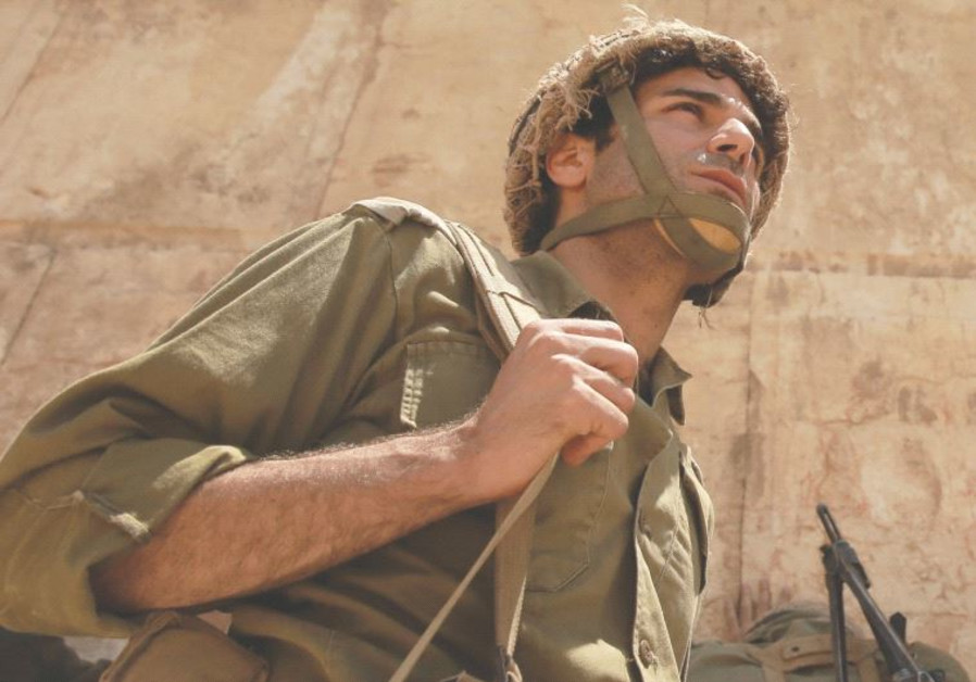 A SCENE from the upcoming documentary on the Six Day War, 'In Our Hands.'