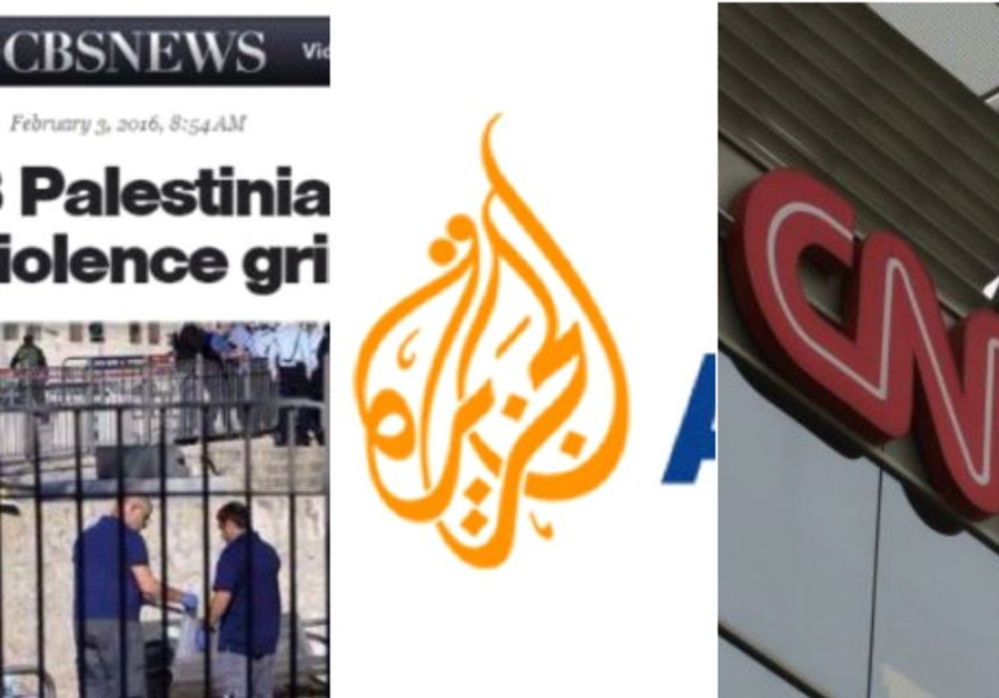 News outlets convey biased headlines against Israel