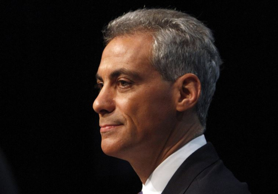Rahm Emanuel, mayor