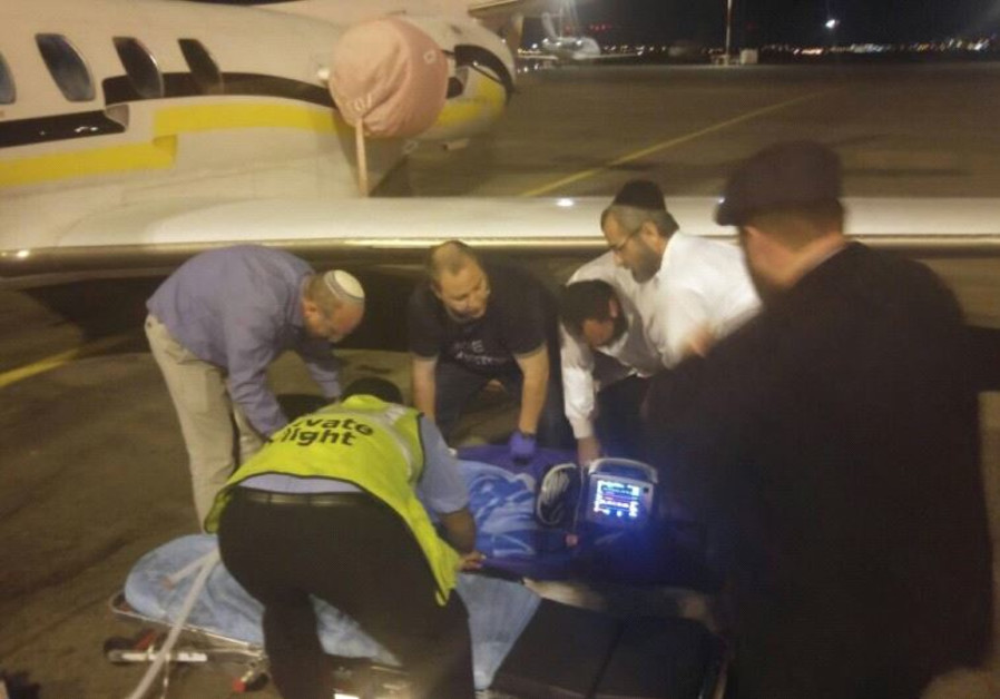 Chabad Rabbi brutally beaten in Zhitomir