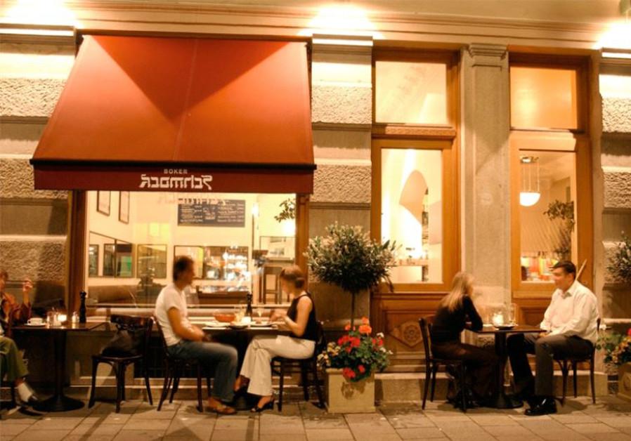 Schmock Munich restaurant