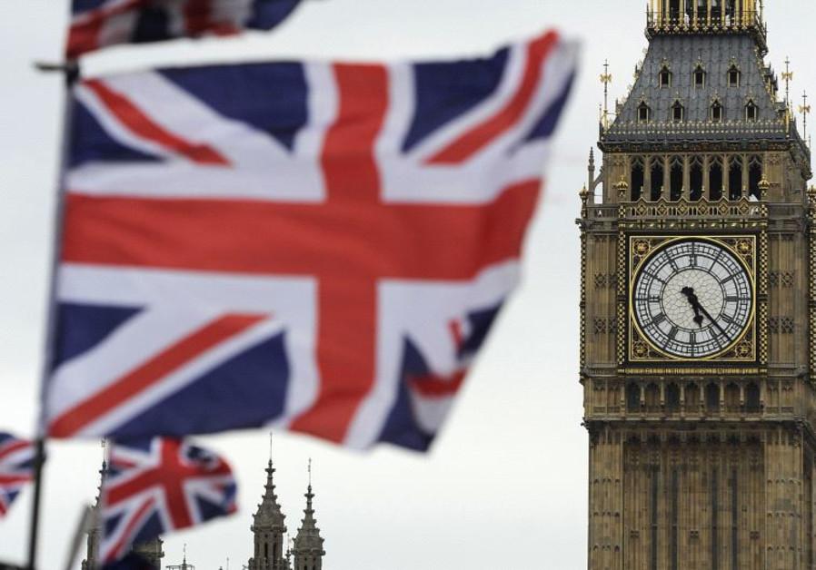 british big ben parliament