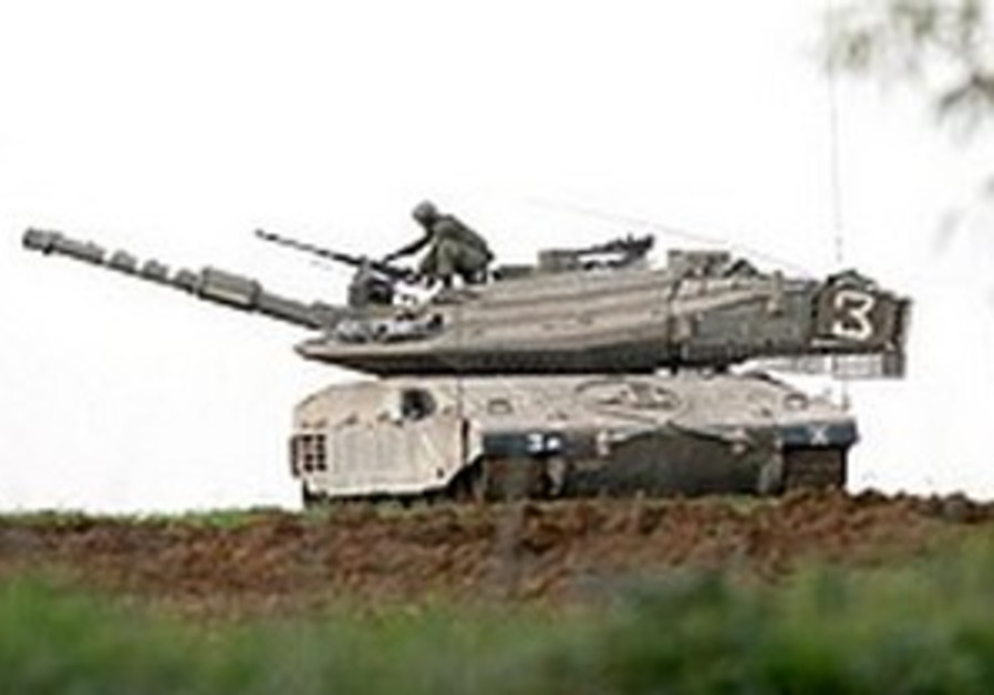 IDF considering replacements for heavy Merkava tank