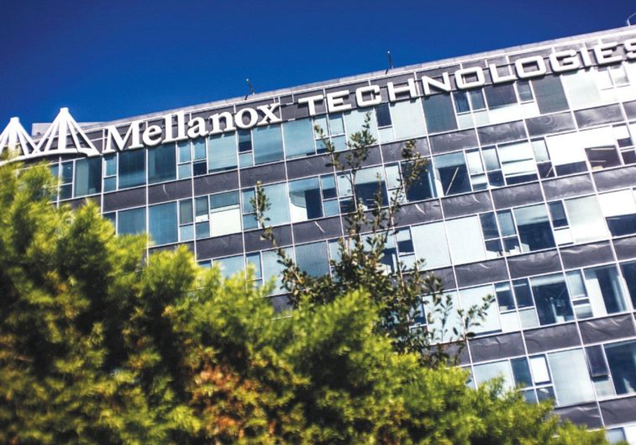 THE MELLANOX Technologies building in Yokne'am. Arabs are increasingly succeeding in hi-tech and oth