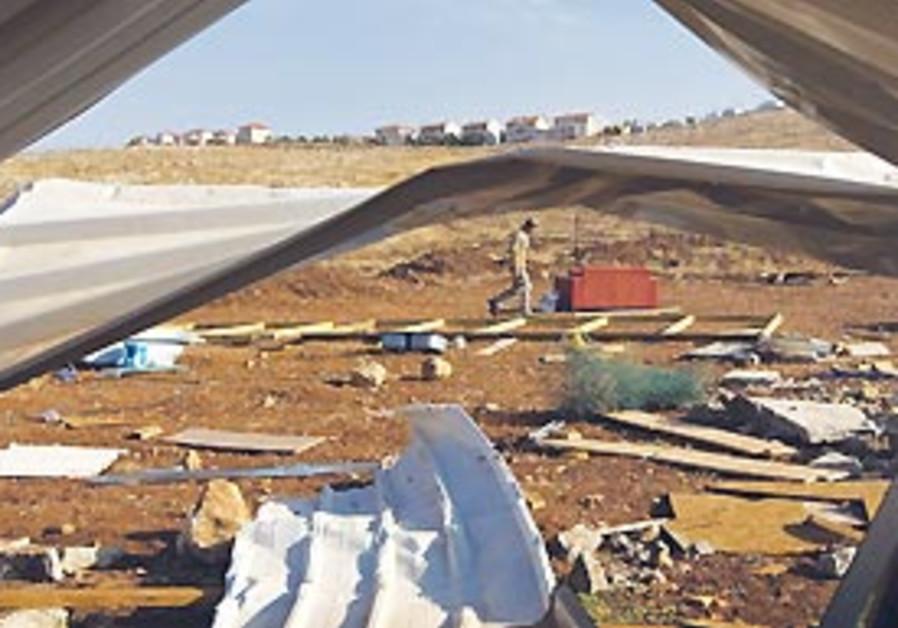 Settlers arrested, injured in violent clash in Gilad Farm