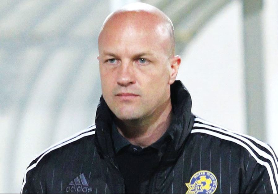 Jordi Cru yff's future as Maccabi Tel Aviv's sports director is shrouded in doubt, with neither the