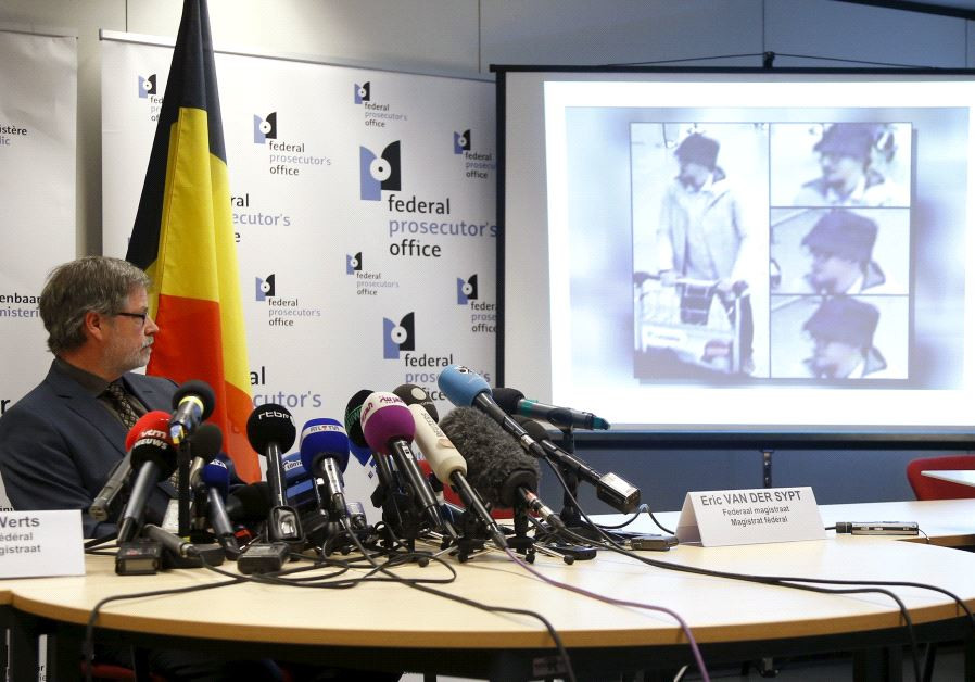 brussels airport bombers