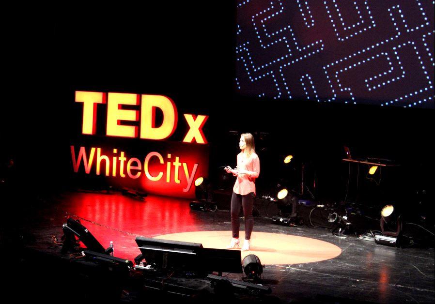 TED talk Israel