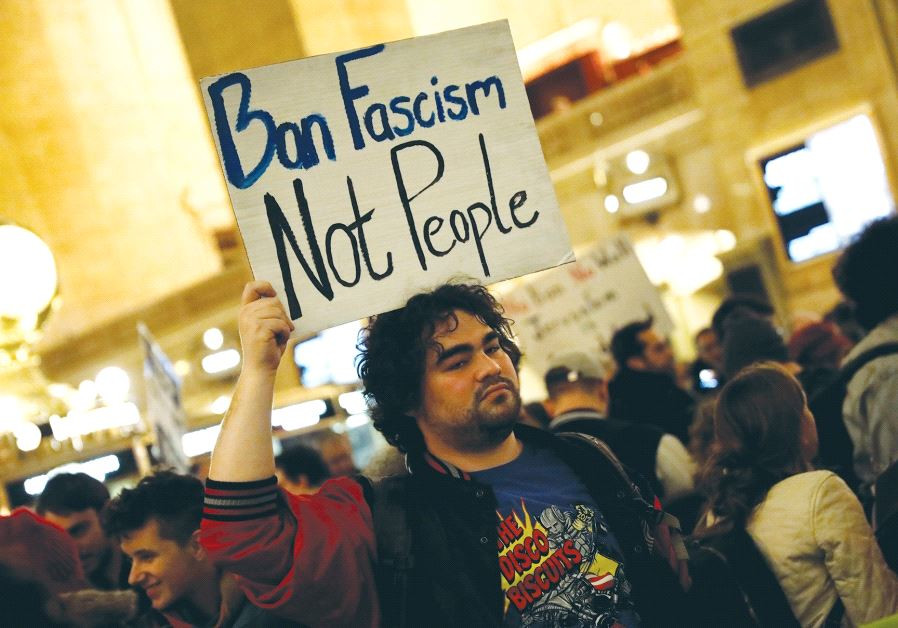 Muslim and Jewish Solidarity Protest