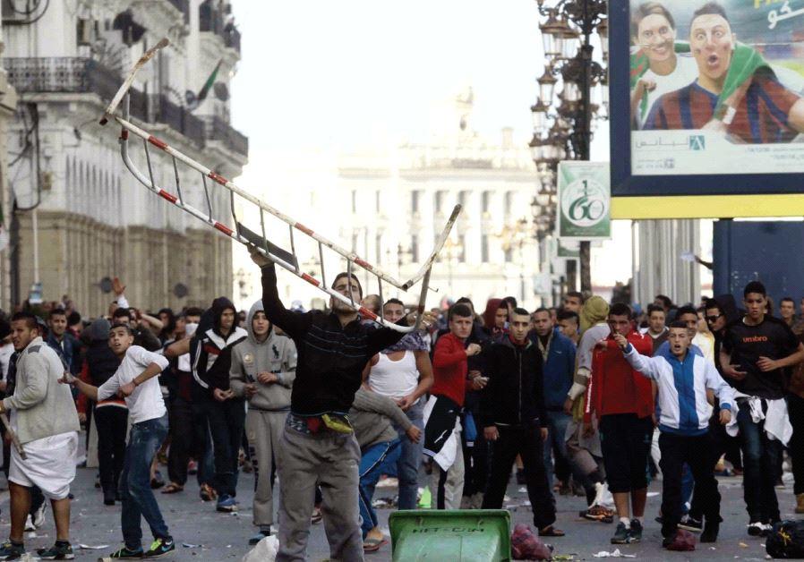 Algiers demonstration