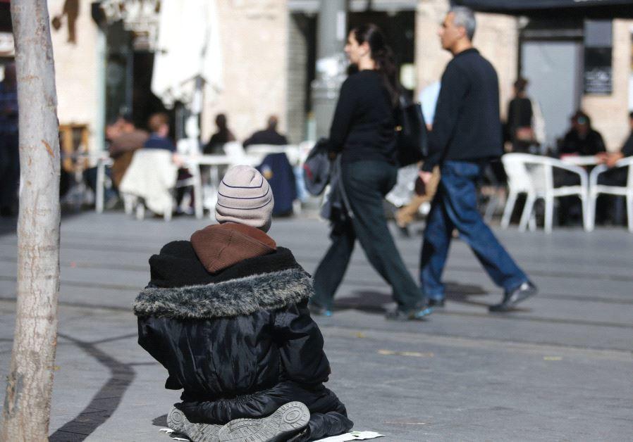 Jerusalem homeless