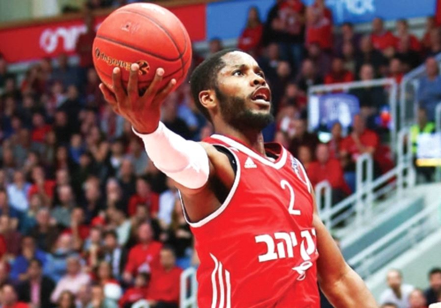Hapoel Jeru salem guard Jerome Dyson looks to continue his excellent form when the team visits Valen
