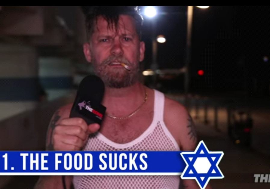 Vice co-founder lists 10 things he hates about Jews in an antisemitic video gone viral.