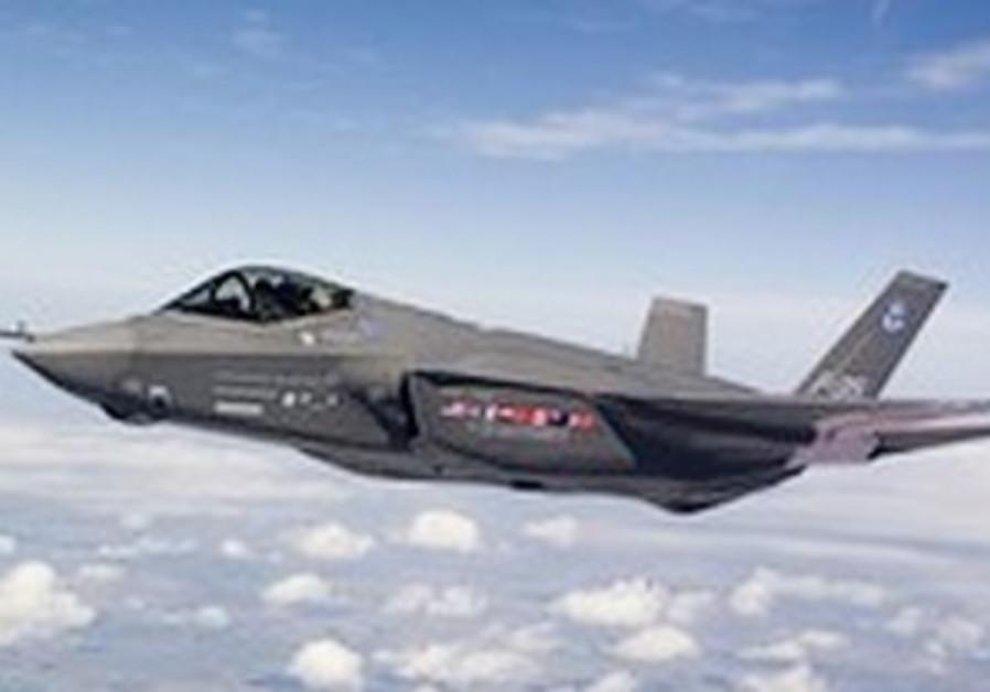Delays to postpone F-35 Israel deal