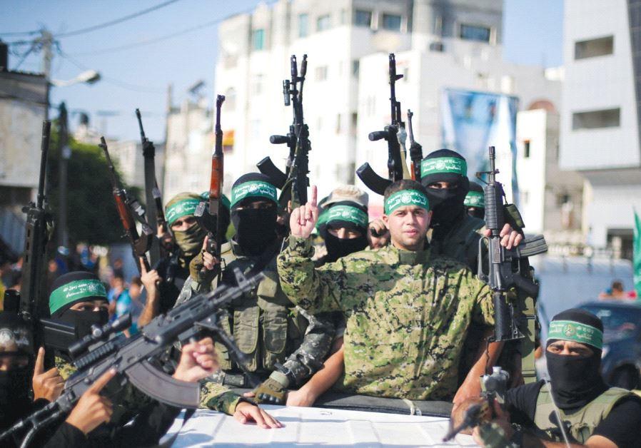 Freed Palestinians