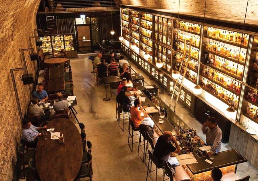Whiskey Bar and Museum