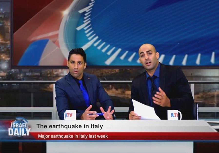 Yohay Sponder and Shahar Hasson