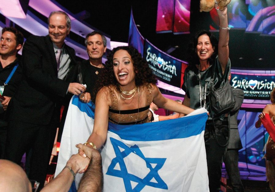 NOA REPRESENTED Israel, but she's too controversial for some American Jews. The author looks at pois