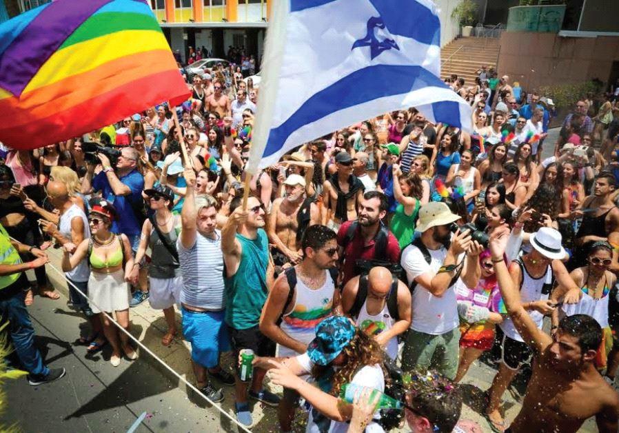 Tel Aviv's 2016 LBGTQ Pride Parade