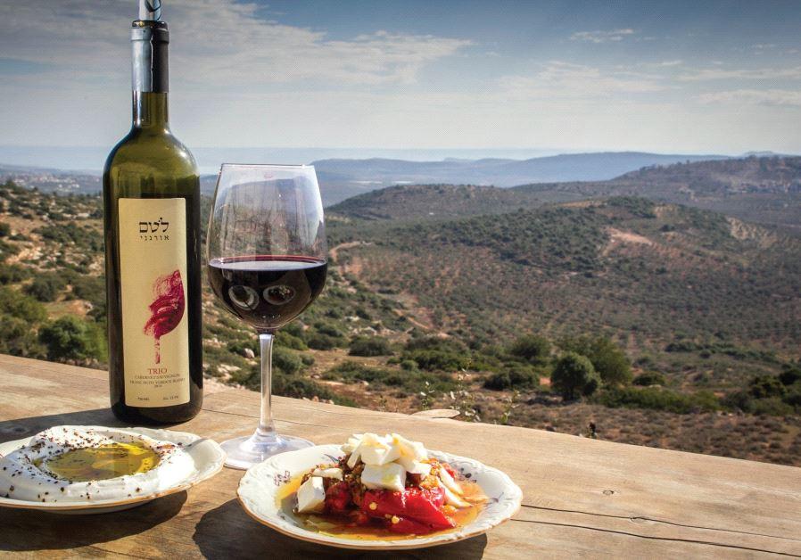 Lotem Organic Winery