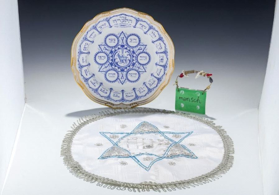 joan Rivers seder plate