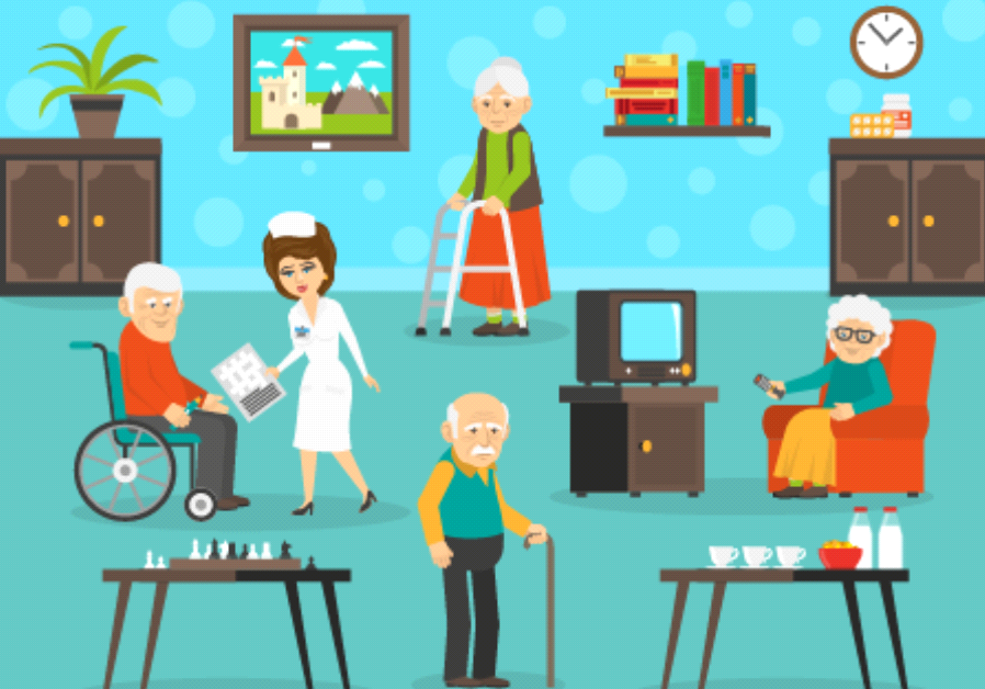 Nursing home (illustrative)