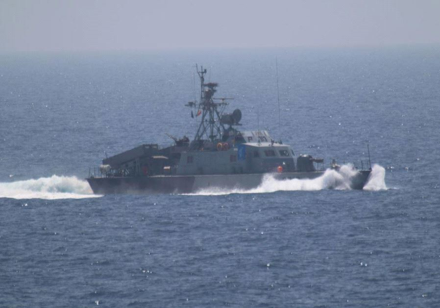 File: Military vessels from Iran's Revolutionary Guard Corps at the Strait of Hormuz