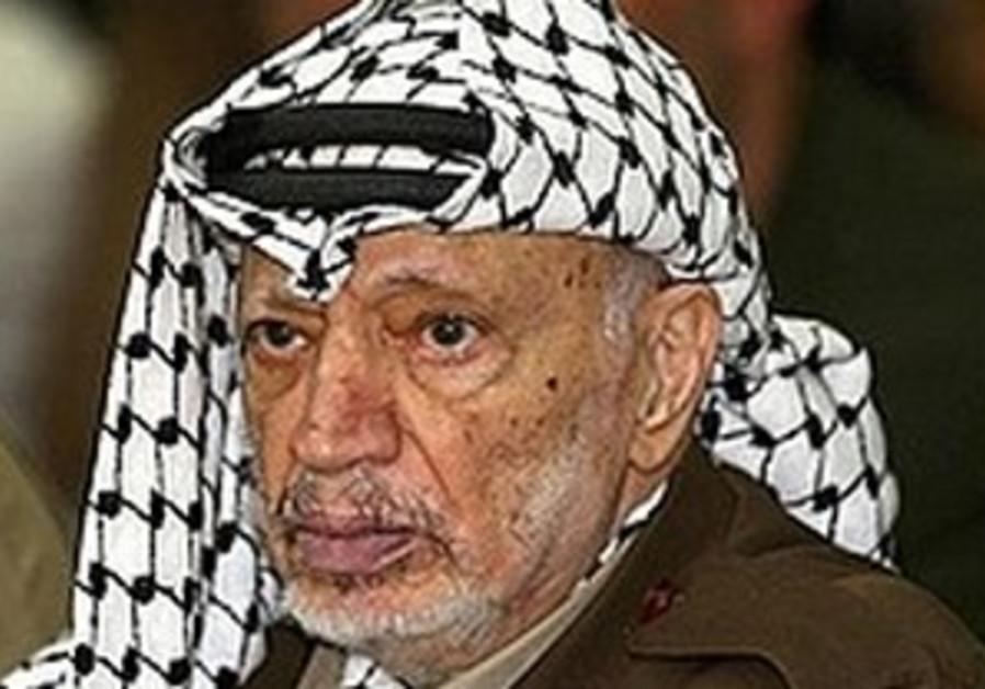 Arafat ordered Hamas attacks against Israel in 2000