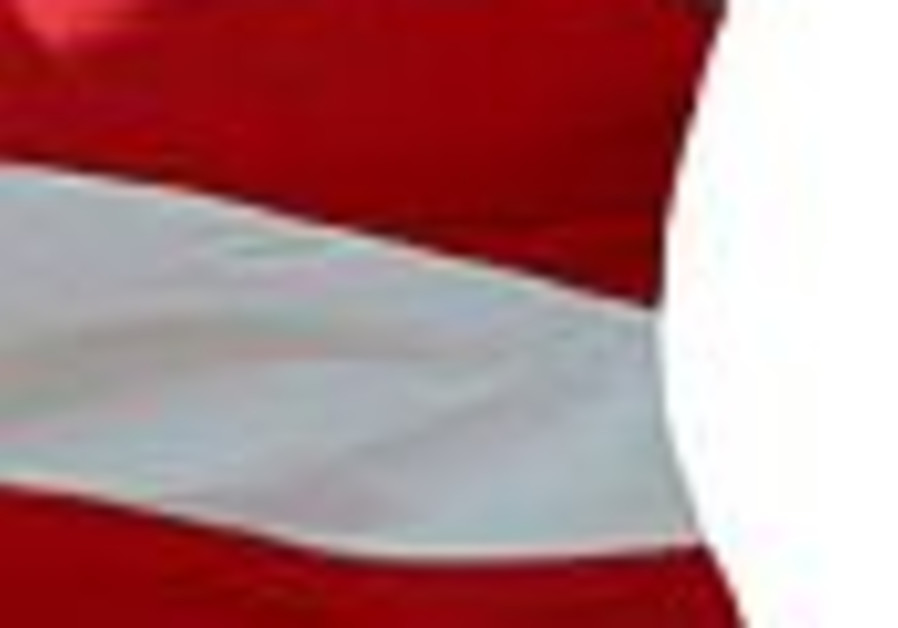 Nazi-linked flag surfaces in Hungary