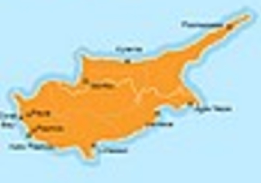 Group plans Cyprus voyage to protest Turkish occupation