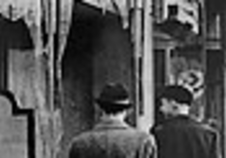 German Kristallnacht events marred by reported rise in anti-Semitism