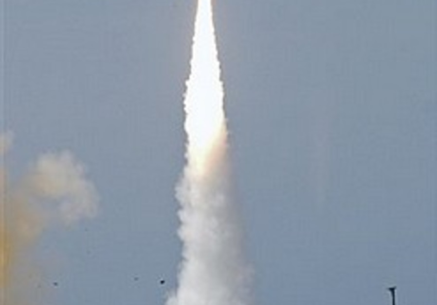 Israel successfully tests Arrow 2 defense system